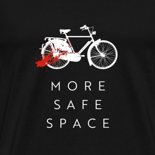 MORE SAFE SPACE - Männer Premium T-Shirt