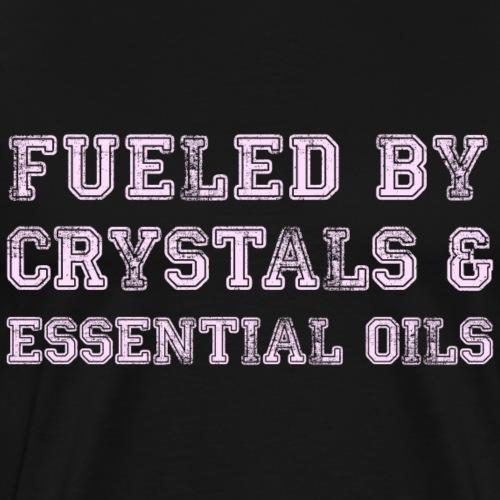 Fueled by... - Mannen Premium T-shirt