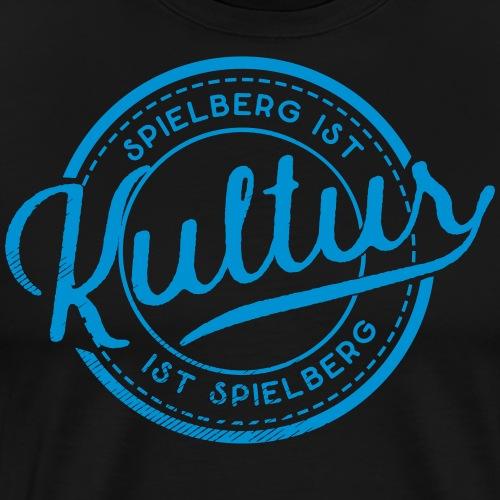 Spielberg ist Kultur - Kultur ist Spielberg - Männer Premium T-Shirt