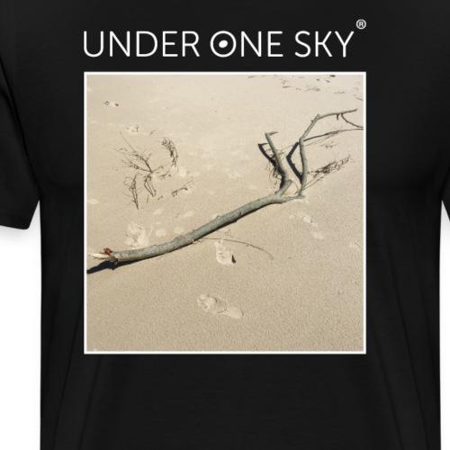 UNDER ONE SKY - Musik zum Träumen und Entspannen - Männer Premium T-Shirt