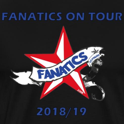 Tourshirt Vorne 201819 - Männer Premium T-Shirt