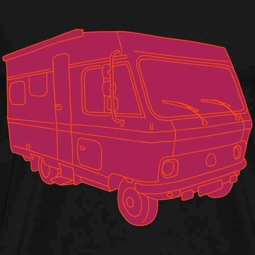 Wohnmobil Caravan 2 - Männer Premium T-Shirt