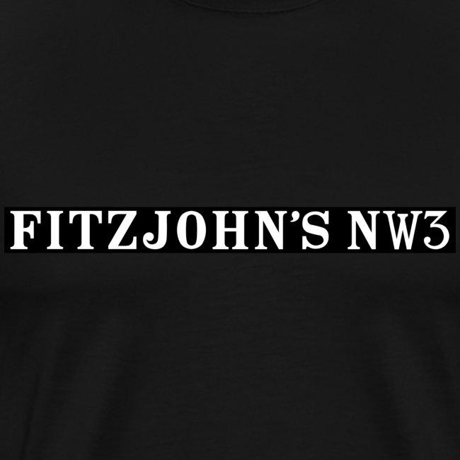 Fitzjohn's NW3 black bar