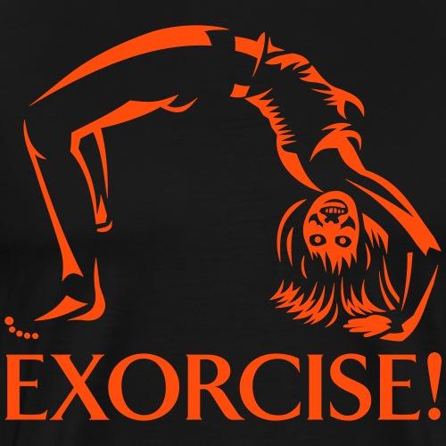 Exorcise! - Männer Premium T-Shirt