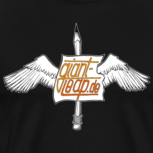 flügelStift - Männer Premium T-Shirt