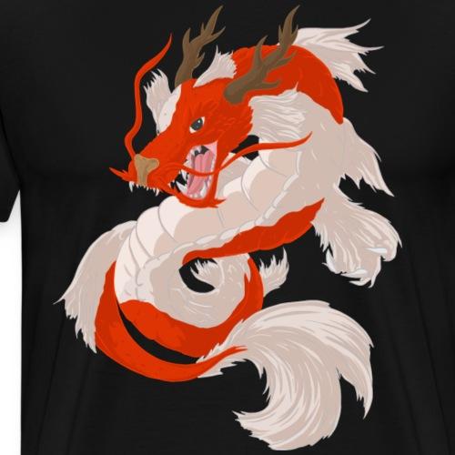 Dragon koi - Maglietta Premium da uomo