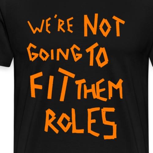 Dub Tribe Rising - Roles - Männer Premium T-Shirt
