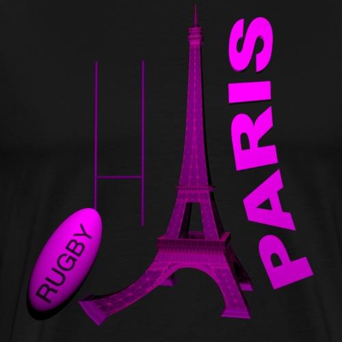 PARIS RUGBY - T-shirt Premium Homme