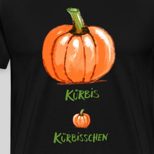 Kürbisschen - Männer Premium T-Shirt