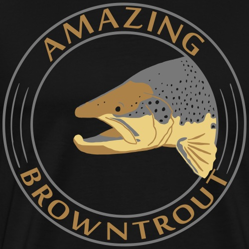 brownhead - Männer Premium T-Shirt