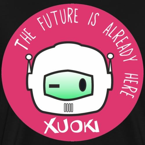 The future - Camiseta premium hombre