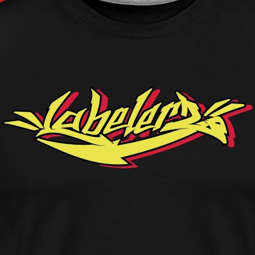 Labelerz Three - Männer Premium T-Shirt