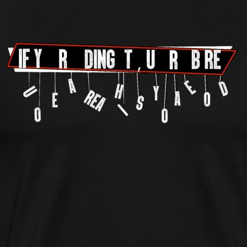 Bored - T-shirt Premium Homme