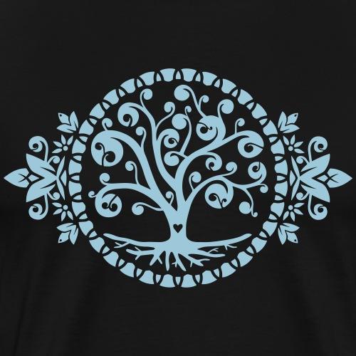 TREE OF LOVE - Men's Premium T-Shirt