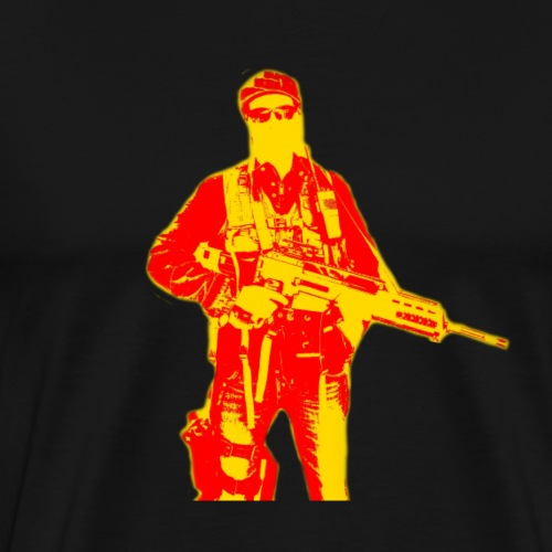 Odessa No Background - Men's Premium T-Shirt