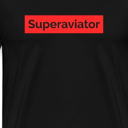 SUPERAVIATOR - Männer Premium T-Shirt