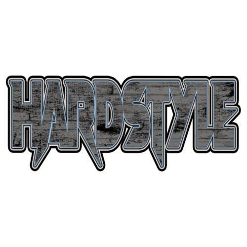 HARDSTYLE Sign Logo Text - Männer Premium T-Shirt