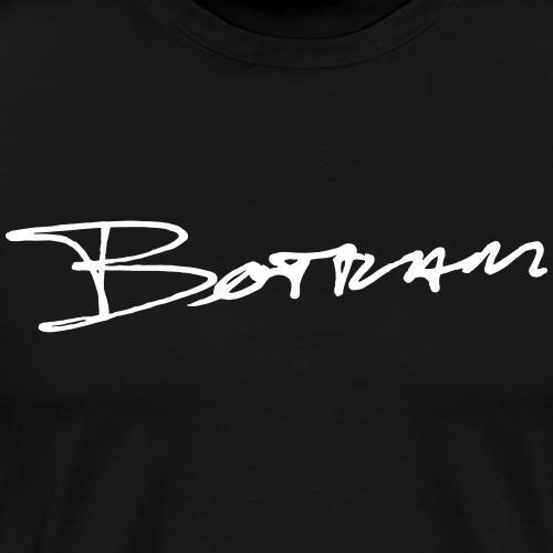 Botram Music Logo - Mannen Premium T-shirt