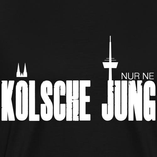 Kölsche Jung - Männer Premium T-Shirt