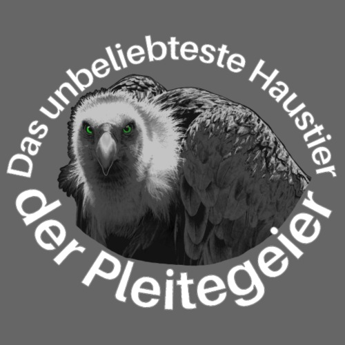 Pleitegeier - Männer Premium T-Shirt