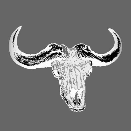 Rinderschädel - Männer Premium T-Shirt