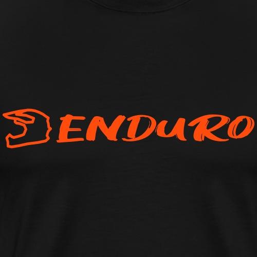 Enduro - Koszulka męska Premium