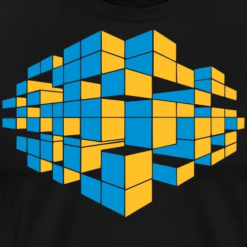 cubus - Männer Premium T-Shirt