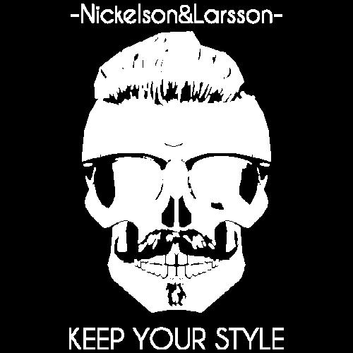 beard skull - Männer Premium T-Shirt