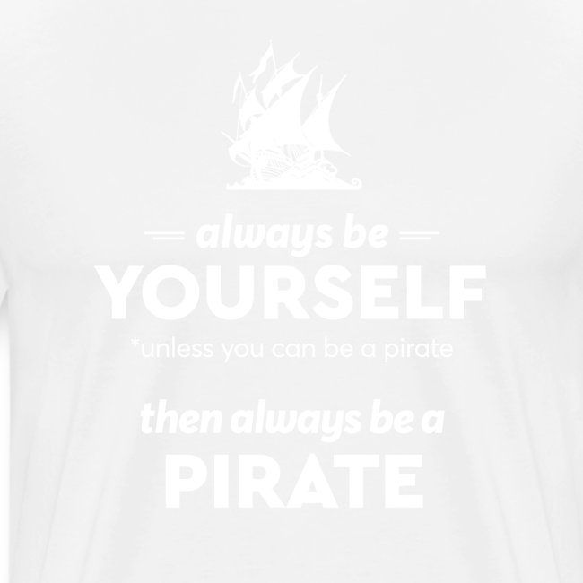 Be a pirate! (light version)