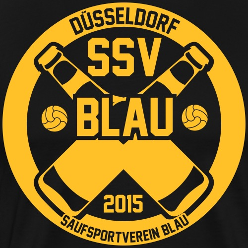 SSV Blau Simpel - Männer Premium T-Shirt