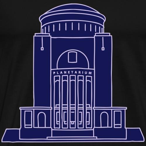 Planetarium Hamburg 2 - Männer Premium T-Shirt