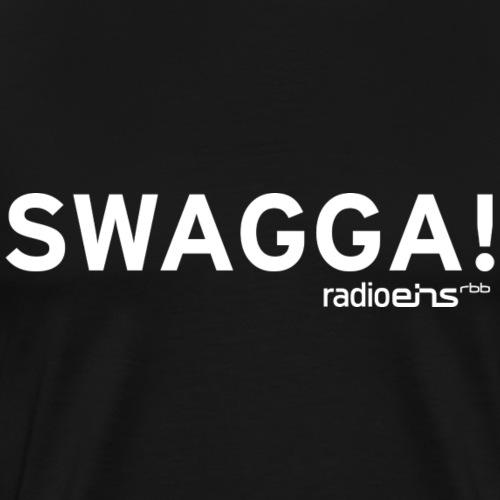SWAGGA! radi - Männer Premium T-Shirt