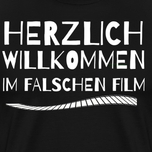 Film - Männer Premium T-Shirt