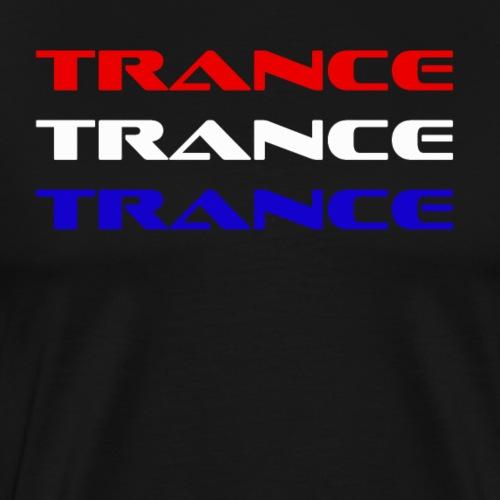 Trance Holland - Premium-T-shirt herr