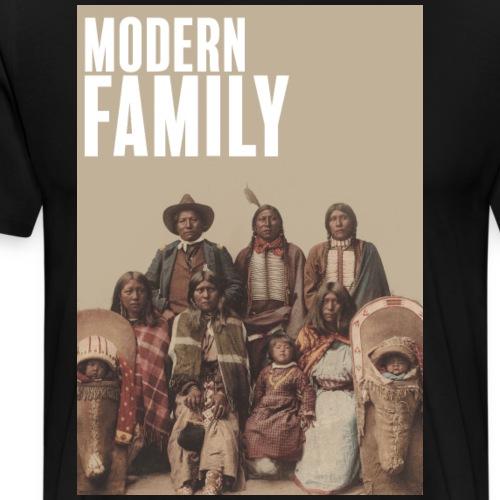 Modern Family - T-shirt Premium Homme