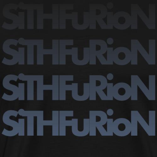 SiThFuRioN Faded - Men's Premium T-Shirt