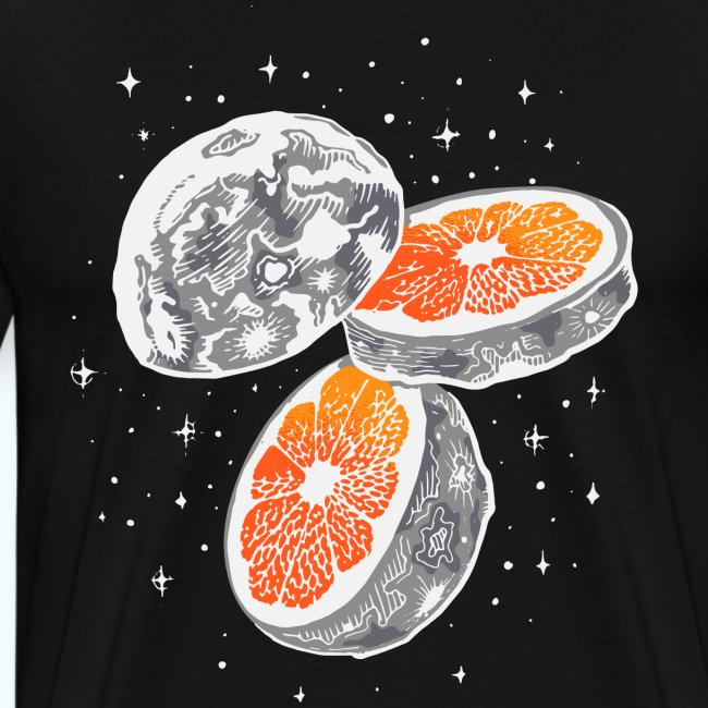 Moon orange