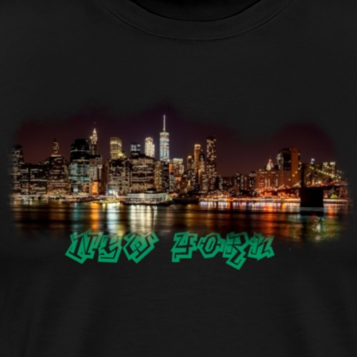 NewYork - Männer Premium T-Shirt
