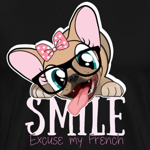 SMILE NAYA - T-shirt Premium Homme