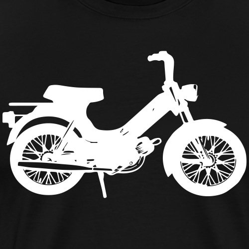 Mofa Puch Maxi MS 50 Moped Motorrad Geschenk