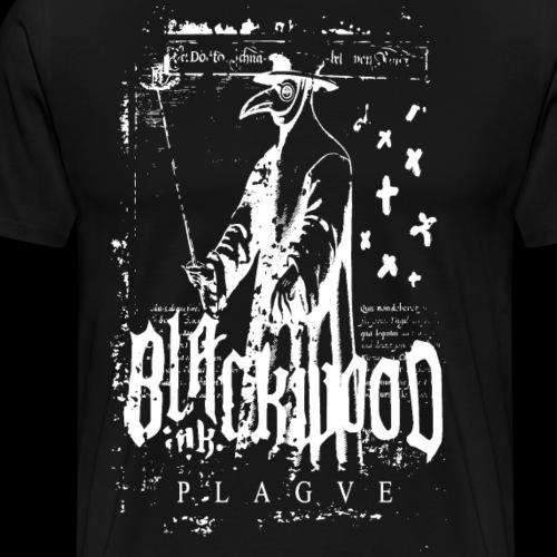 the PLAGUE - Premium-T-shirt herr