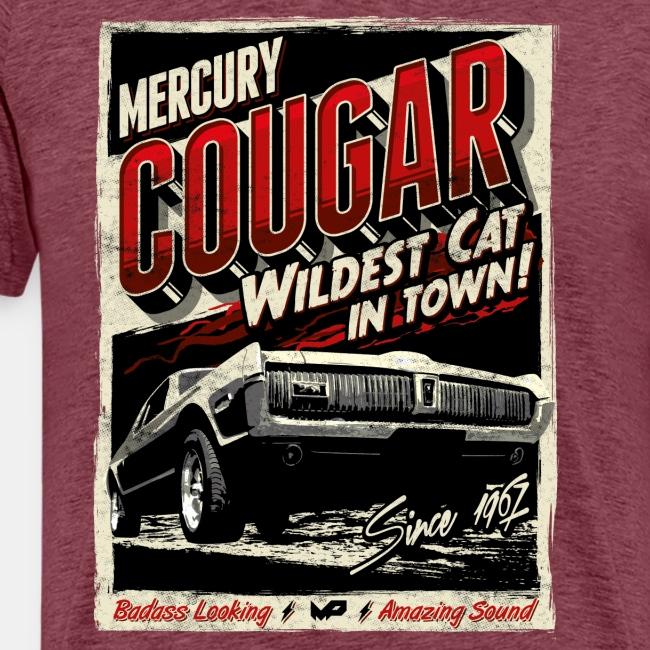 Mercury Cougar 1968 rot
