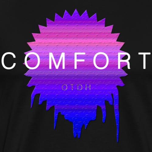 COMFORT Big Print - Männer Premium T-Shirt