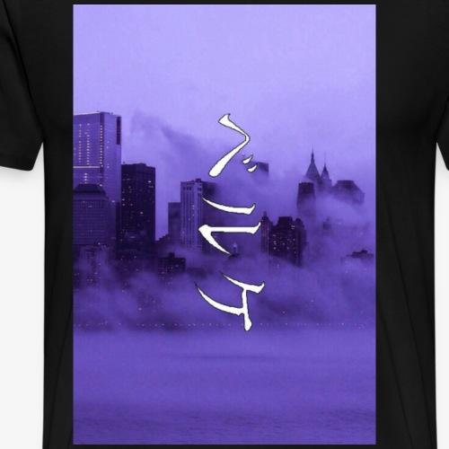 Puple Fog - T-shirt Premium Homme