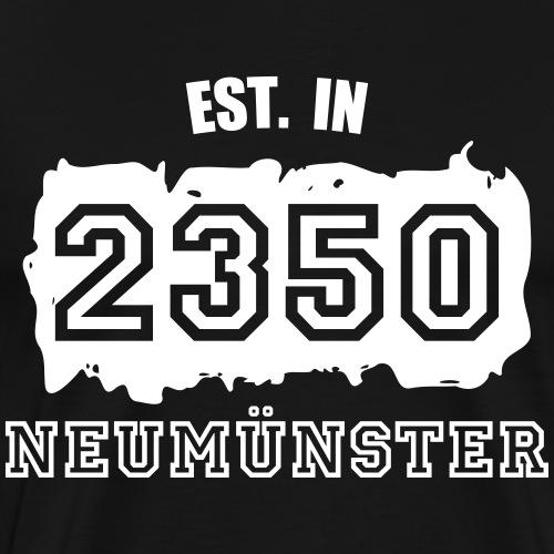 Established 2350 Neumünster - Männer Premium T-Shirt