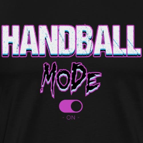 Handball mode on - T-shirt Premium Homme