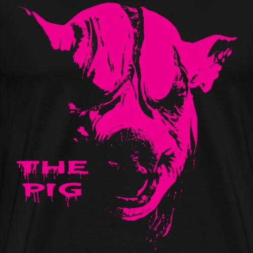 The Pig - T-shirt Premium Homme