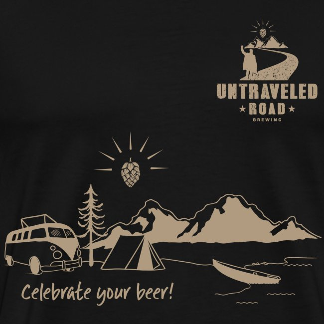 Shirt Celebrate Your Beer
