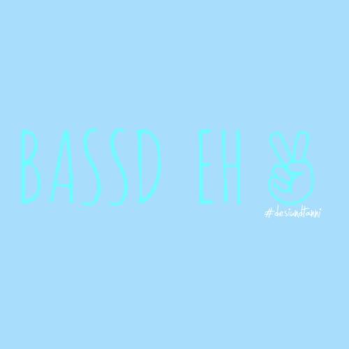 BassdEhTuerkis - Männer Premium T-Shirt