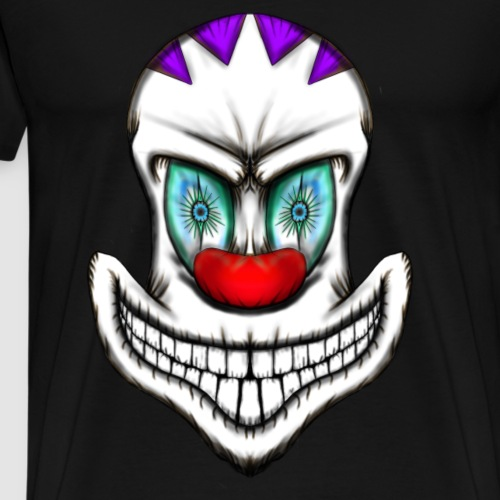 PsychoClown - T-shirt Premium Homme